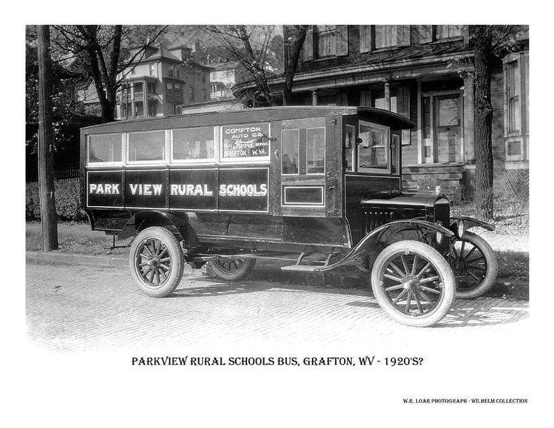 parkviewruralschoolbus