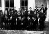Brass Band in Grafton, WV 1890's.