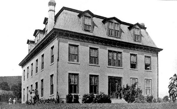 RobinsonCottageWVIndustrialSchool1926