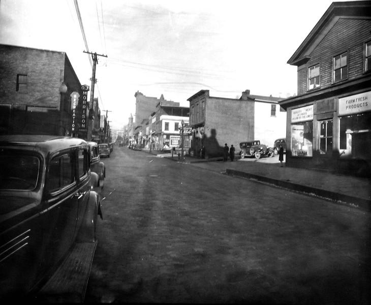 300-MainStreetGraftonWVlookingWest1930s