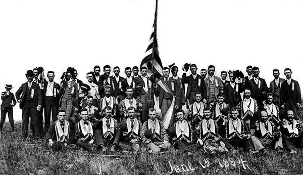 Masons of Grafton, W. Va.<br /> Date 1894/06/12