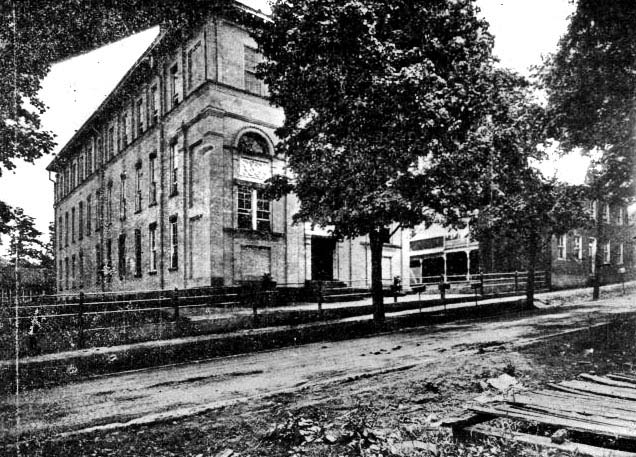 Kunst Cottage, West Virginia Industrial School for Boys, Taylor County, W. Va.<br /> Date ca. 1925