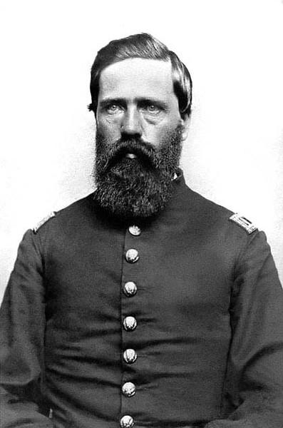 John N. Davidson, Union Army, Flemington, Taylor County, W. Va.