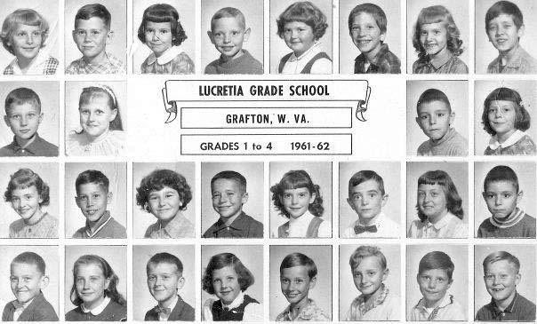 LucretiaGradeSchool1961-62