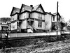 Homes in Grafton, W. Va.<br /> Date ca. 1890
