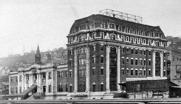 Willard Hotel, Grafton, W. Va.