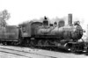 Photo By: Howard Ameling<br /> B&O #1212 E 8/60<br /> Gassaway, WV June 29, 1948<br /> 2-8-0<br /> Baldwin 1892