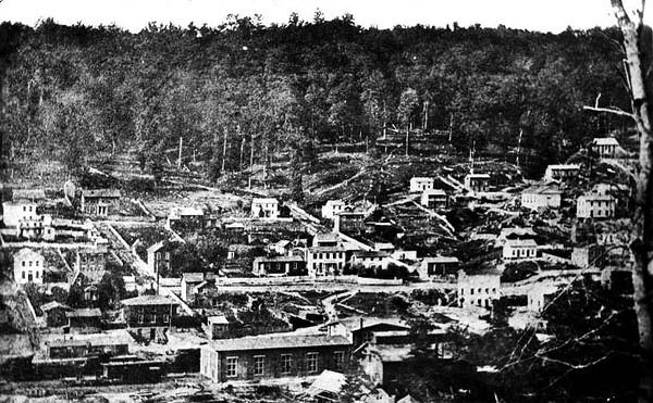 Grafton, W. Va.<br /> Date 1859