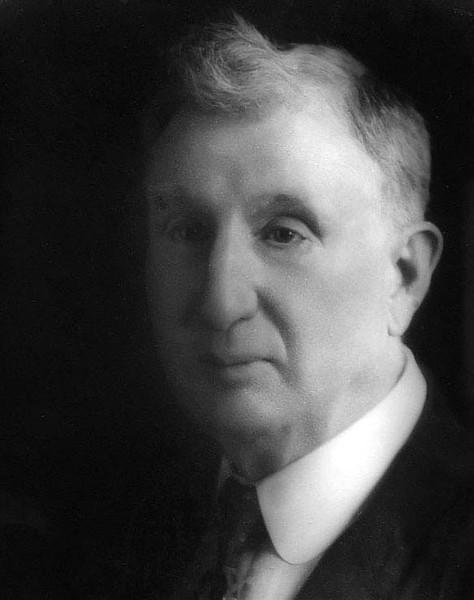 Portrait of W. R. Loar, photographer in Grafton, W. Va.