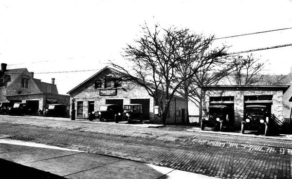 Dodge Brothers Motor Vehicles, Grafton, W. Va.<br /> Date 1922