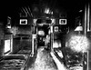 Interior of Caboose, Baltimore and Ohio Railroad, Grafton, W. Va.<br /> Date 1926