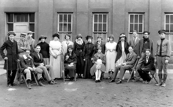 FlemingtonHighSchoolThespians1926
