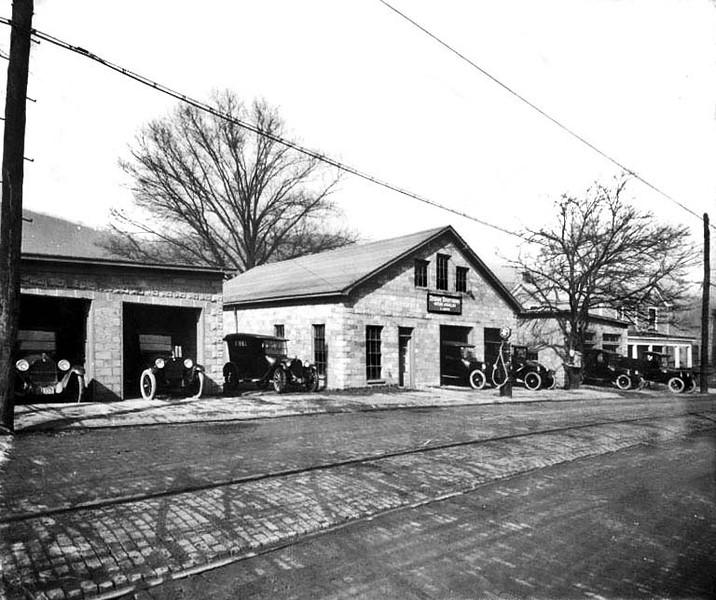 Dodge Brothers Motor Vehicles, Grafton, W. Va.<br /> Date 1928