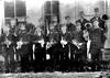 Grafton Cornet Band, Grafton, WV 1881.