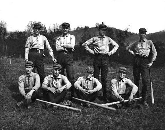 Grafton Baseball Team<br /> Date ca. 1890