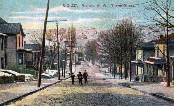 ThayerStreetGraftonWV1909