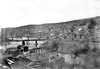 View of Grafton, WV from the Southside showing three Fork Creek, Tygart River and houses above town 1890's.