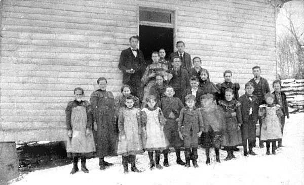 Cecil School, Taylor County