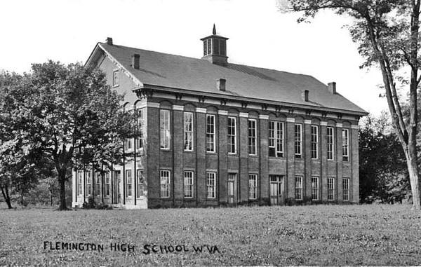 FlemingtonHighSchool1909