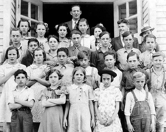 Wendel School, Taylor County