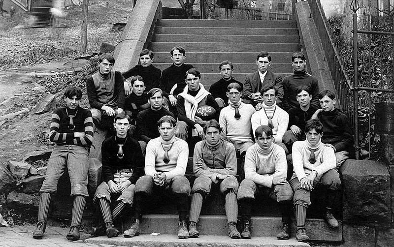 GraftonWV-GraftonHighSchoolFootballTeam1906-lll1