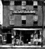 Exterior view of Loar & Co. Photographs in Grafton, W. Va. Studio on 2nd floor, lived on 3rd floor 1890-1902