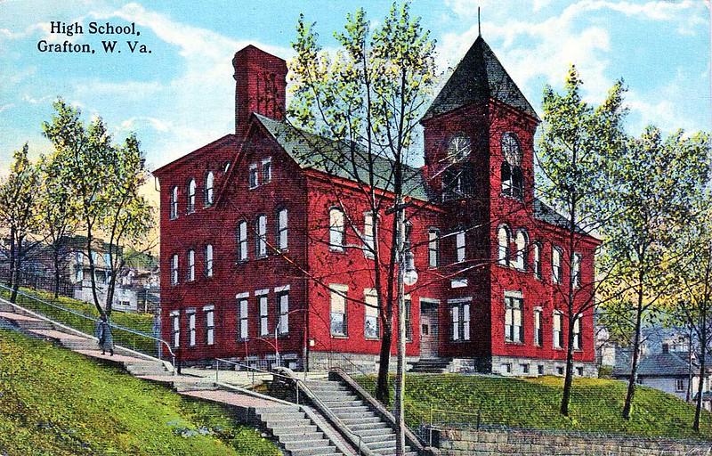 GraftonWV-CentralHighSchool1914-n1