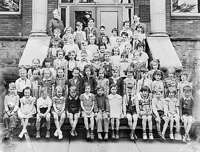 West Side Grade School, Taylor County