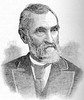 Burdett, a Taylor County native, served in the Richmond Convention, and voted against secession from the Union. He was a delegate to the First and Second Wheeling Conventions, and later enlisted in the Union Army. After the war, Burdett served in the West Virginia State Senate, and in 1870, was elected State Treasurer.
