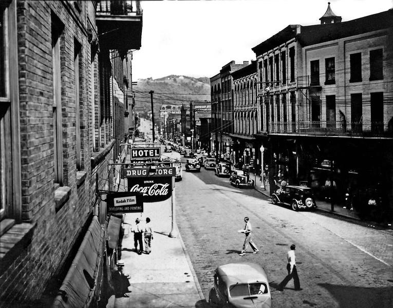 300-MainStreetGraftonWVlookingEast1930s-01