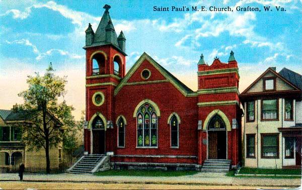 StPaulsM E Church