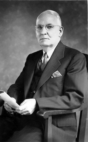 C.V. Miller, Assistant Superintendent of Andrews Methodist Sunday School