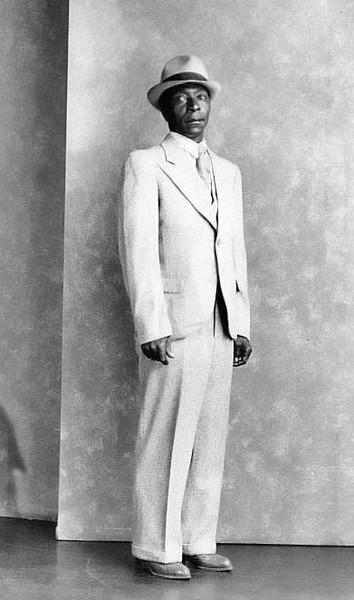 African-American Entertainer, Grafton, W. Va