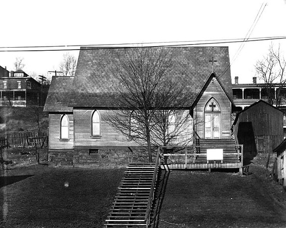 St. Matthias Episcopal Church, Grafton, WV 1926.