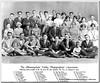 The Monongahela Valley Photographers' Association meeting held at studio of W.R. Loar & Son, Grafton, W. Va., on August 8, 1926. 1) S.R. Flanagan 2) L.D. Davies 3) Floyd E. Sayre 4) W.H. Flinn 5) C.C. Cavalier 6) C.L. Goff 7) Mrs. C.L. Goff 8) Ansel Kisner 9) Mabel H. Bickle 10) Alda Sober 11) Zeppa Boliner 12) Lawrence Miller 13) Hazel Ramsburg 14) E.E. Harris 15) Mrs. E. E. Harris 16) E.E. Bandy 17) Mrs. Ray Stoker 18) Mrs. W. E. Johnston 19) Mrs. Floyd E. Sayre 20) Miss Jo MacAvoy 21) W.R. Loar 22) T.A. Morgan 23) Mrs. T.A. Morgan 24) Mrs. Ansel Kisner 25) Frieda Gillespie 26) Mrs. S.R. Flanagan 27) Ray Stoker 28) W.E. Johnston 29) A.L. Ellis 30) Dorwin Robinson 31) Eugene Robinson 32) L.J. Loar 33) Buddy Harris 34) A.J. Hawley 1929.