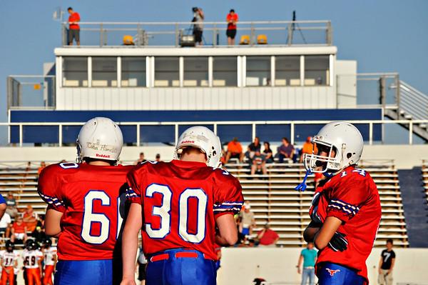 {2013 GHS Freshman Football}