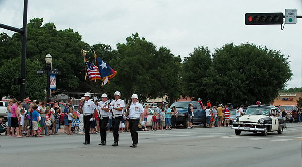 July 4th Parade in Graham (07-03-2010)