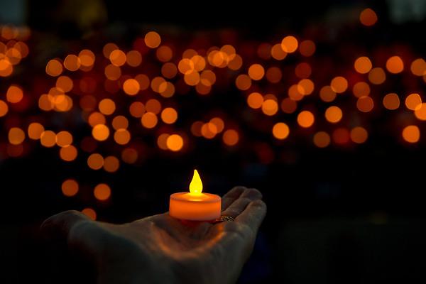 Harrison Brown Vigil