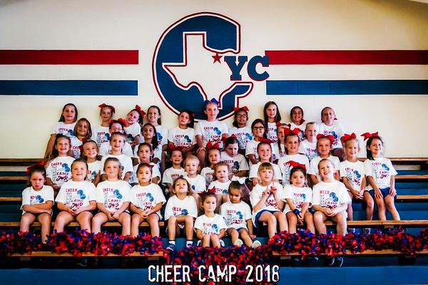 {Graham Youth Cheerleaders}