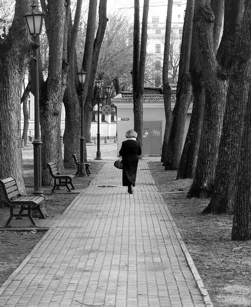 A Sunday Walk