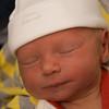 """Graham wearing his """"mon bonnet"""" hat"""