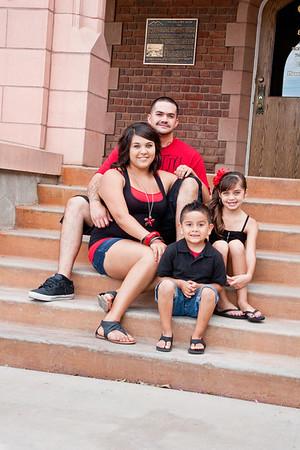 Garcia Family - 2012