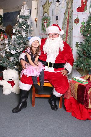 Shop in Go - Santa Photos - Dec 2012