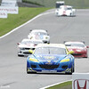 2012 Grand Am race action from Barber Park. Credit: PaddockTalk/Graham Smith