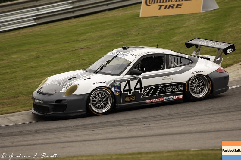 2012 Grand Am Friday action from Barber Park. Credit: PaddockTalk/Graham Smith
