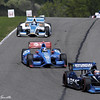 2012 IndyCar Race action from Barber Park. Credit: PaddockTalk/Graham Smith