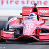 2012 IndyCar Friday action from St Petersburg, Florida. Credit: PaddockTalk/Graham Smith