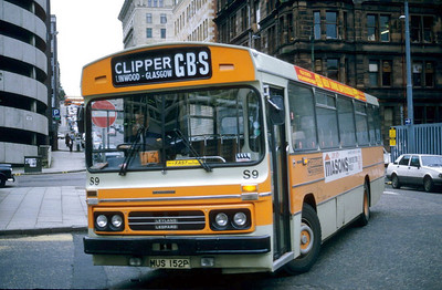 GBS S9 ABS Glas Jul 85