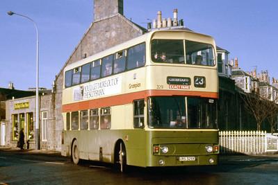 Grampian 329 Waverley Place Aberdeen Mar 84