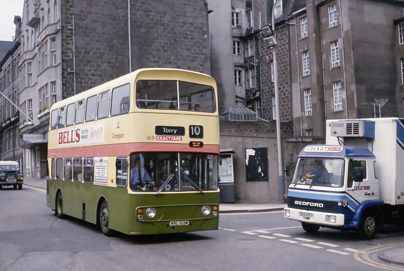Grampian 169_Northern Hire Guild Street Aberdeen Jul 84
